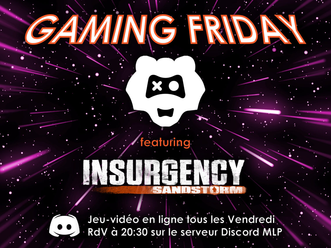 Gaming Friday S48