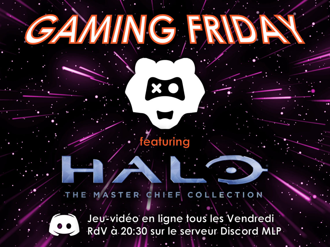 Gaming Friday 2021 S01