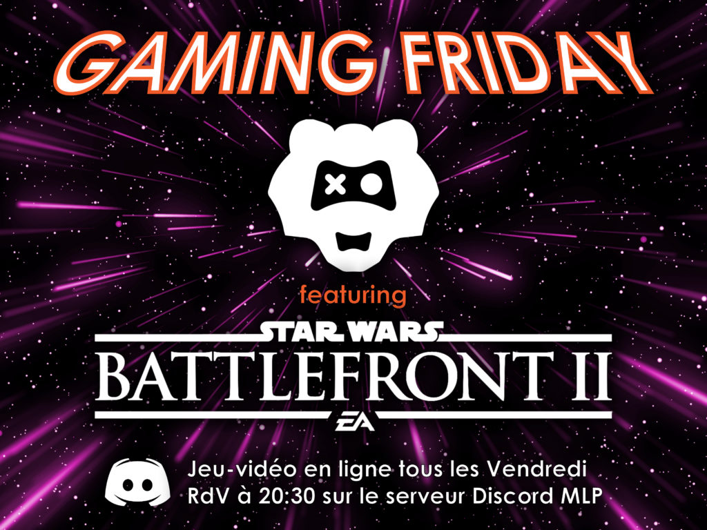 Gaming Friday 2021 S03