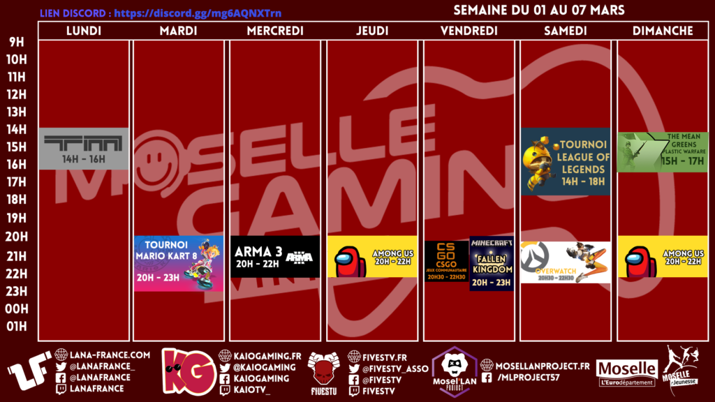 Moselle Gaming Online Winter 2021