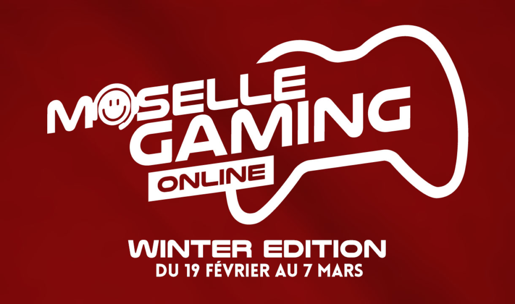 Moselle Gaming Online - Winter edition 2021