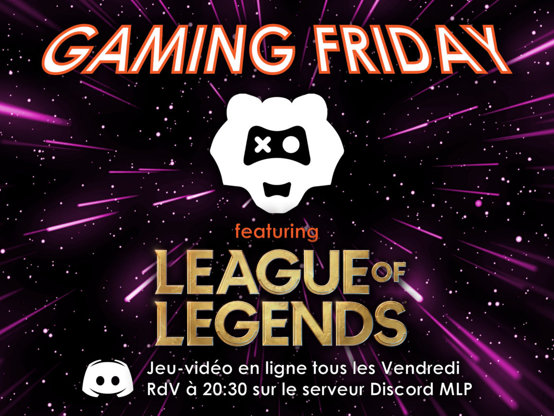 Gaming Friday 2021 S05