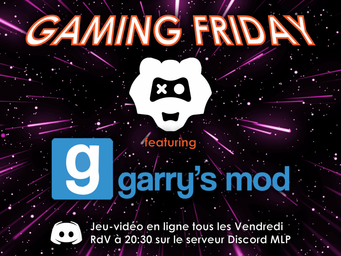 Gaming Friday 2021 S12